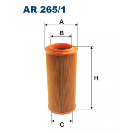 FILTRON FILTR POWIETRZA AR265/1