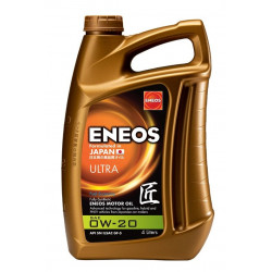 OLEJ ENEOS 0W-20 4L PREMIUM ULTRA