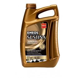 OLEJ ENEOS 0W-50 4L SUSTINA