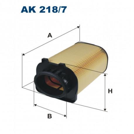 FILTRON FILTR POWIETRZA MERCEDES AK218/7
