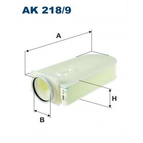 FILTRON FILTR POWIETRZA AK 218/9
