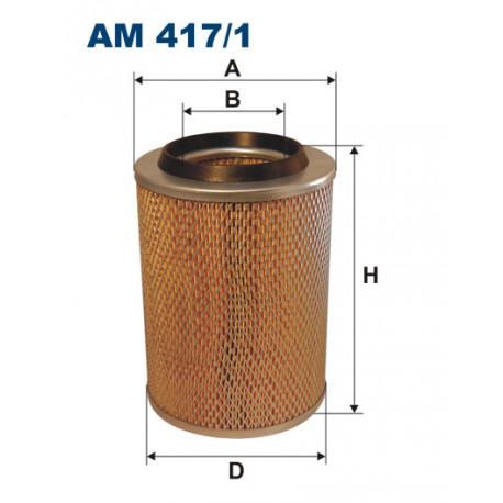 FILTRON FILTR POWIETRZA AM417/1