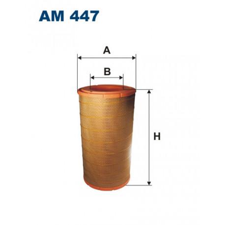 FILTRON FILTR POWIETRZA AM447/1