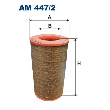 FILTRON FILTR POWIETRZA AM447/2