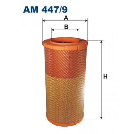 FILTRON FILTR POWIETRZA AM447/9