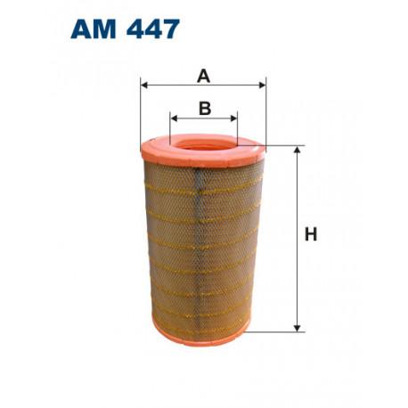 FILTRON FILTR POWIETRZA AM447