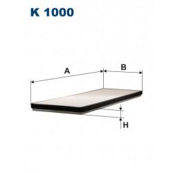 FILTRON FILTR KABINY K1000