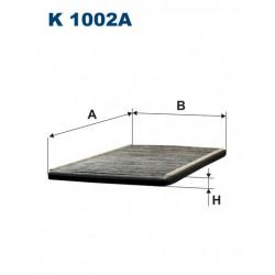 FILTRON FILTR KABINY K1002A