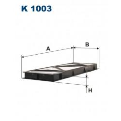 FILTRON FILTR KABINY K1003