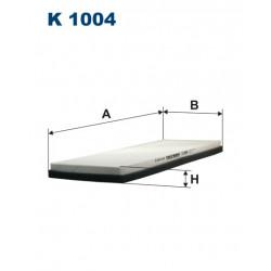 FILTRON FILTR KABINY K1004