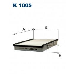 FILTRON FILTR KABINY K1005