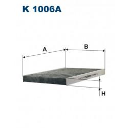 FILTRON FILTR KABINY WEGLOWY K1006A