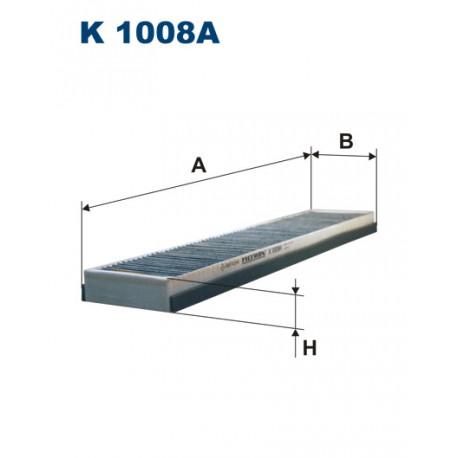 FILTRON FILTR KABINY K1008A