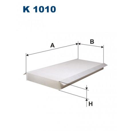 FILTRON FILTR KABINY K1010