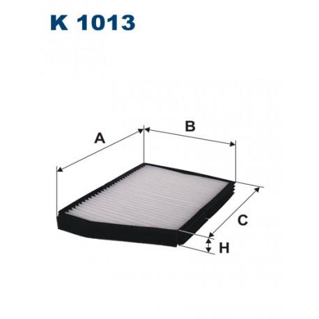 FILTRON FILTR KABINY K1013