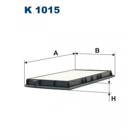 FILTRON FILTR KABINY K 1015