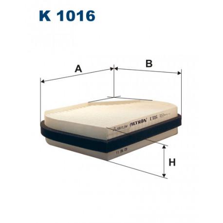 FILTRON FILTR KABINY MERCEDES C W202 96- K1016