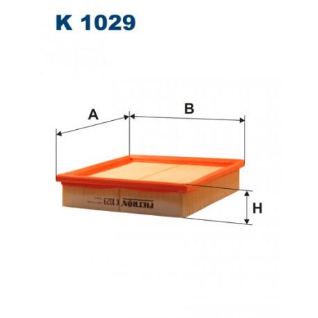 FILTRON FILTR KABINY K1029