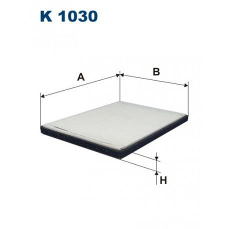 FILTRON FILTR KABINY K1030