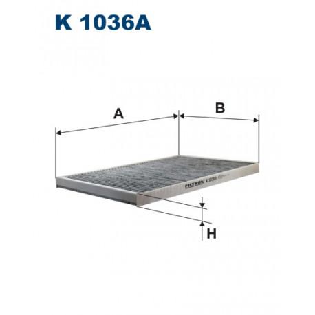 FILTRON FILTR KABINY K1036A
