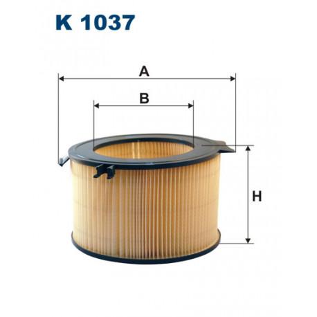 FILTRON FILTR KABINY K1037