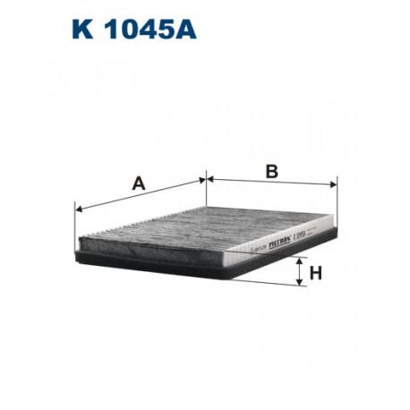 FILTRON FILTR KABINY WEGLOWY K 1045A
