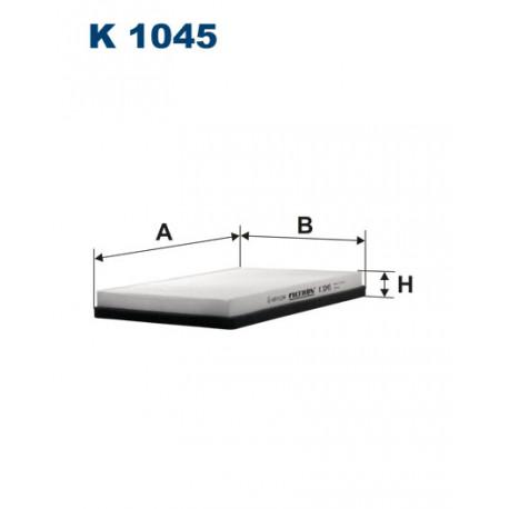 FILTRON FILTR KABINY K1045