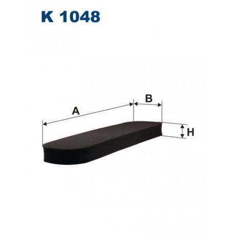 FILTRON FILTR KABINY K 1048