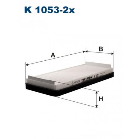 FILTRON FILTR KABINY K1053-2X
