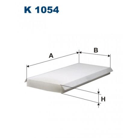 FILTRON FILTR KABINY K 1054
