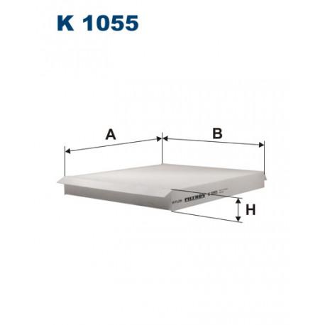 FILTRON FILTR KABINY K1055