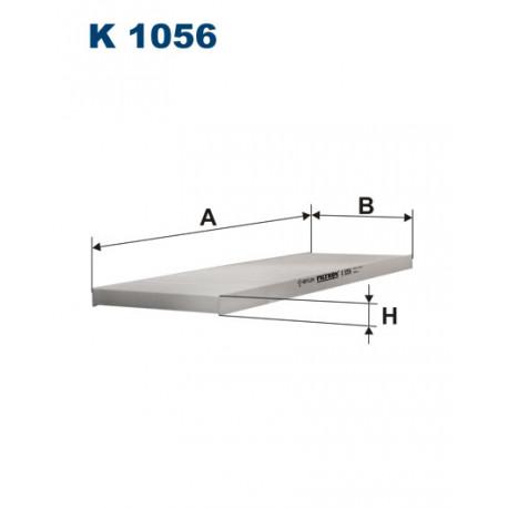 FILTRON FILTR KABINY K 1056