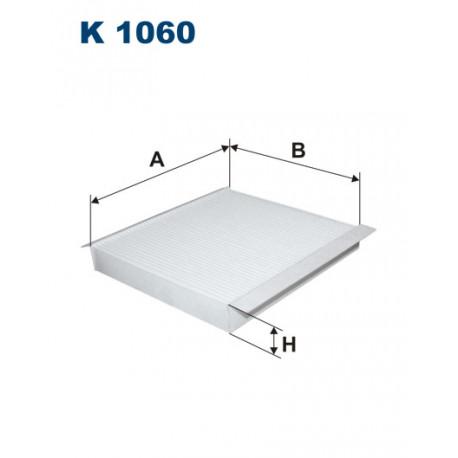 FILTRON FILTR KABINY K 1060