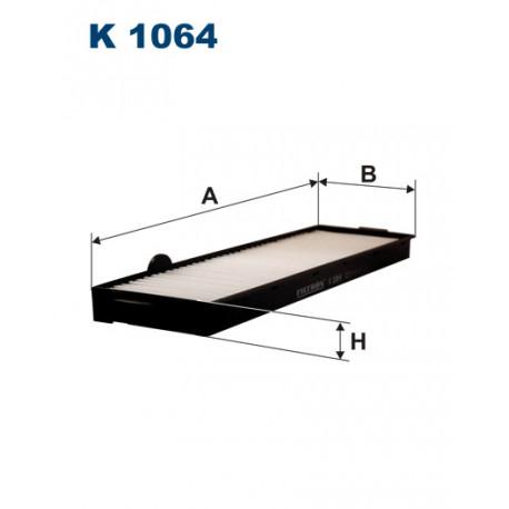 FILTRON FILTR KABINY K 1064