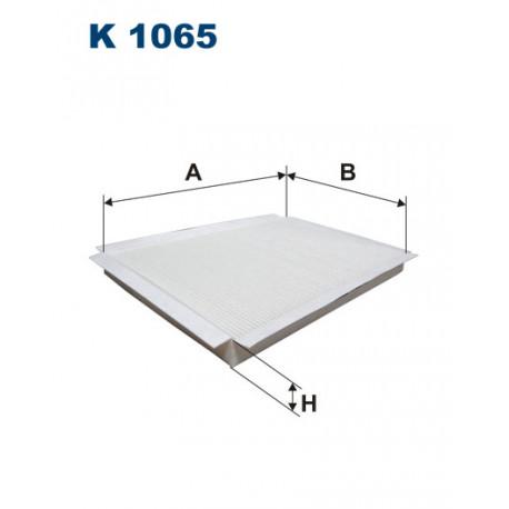 FILTRON FILTR KABINY K 1065