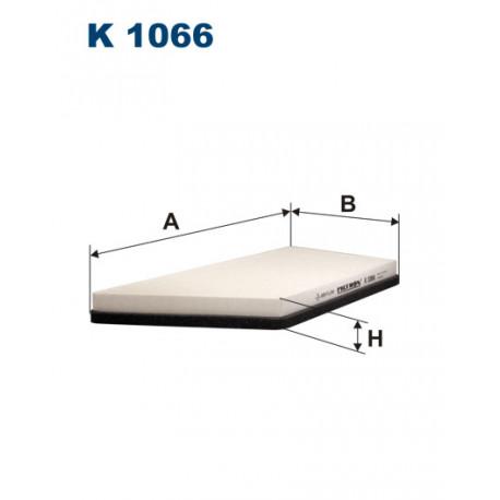 FILTRON FILTR KABINY K 1066