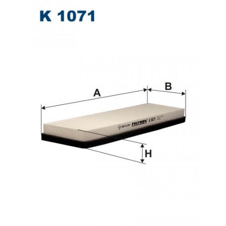 FILTRON FILTR KABINY K 1071
