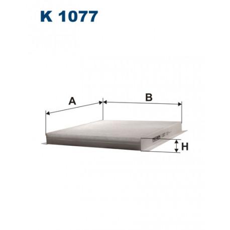 FILTRON FILTR KABINY K1077