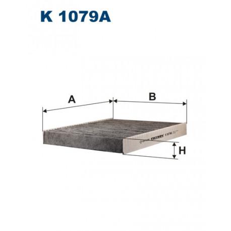 FILTRON FILTR KABINY WEGLOWY K 1079A