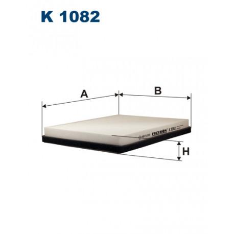 FILTRON FILTR KABINY K1082