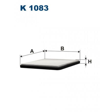 FILTRON FILTR KABINY K1083