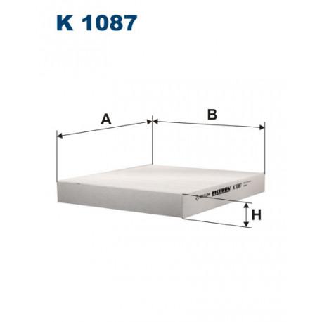FILTRON FILTR KABINY K 1087