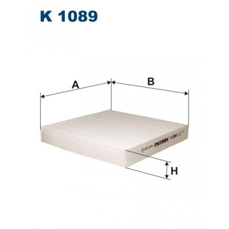 FILTRON FILTR KABINY K1089