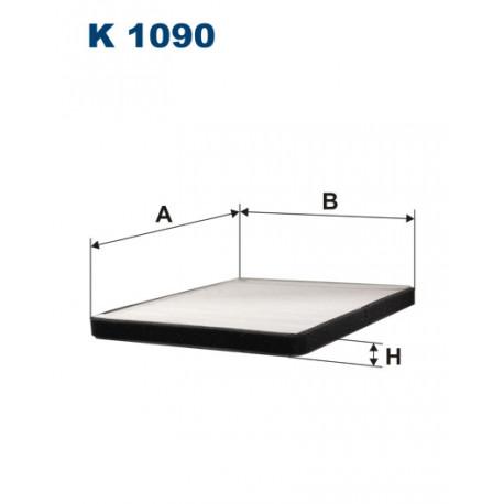 FILTRON FILTR KABINY K 1090