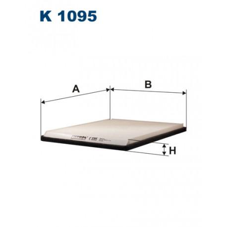 FILTRON FILTR KABINY K 1095