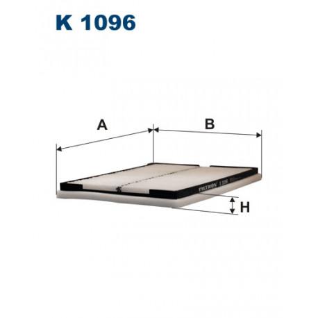 FILTRON FILTR KABINY K 1096