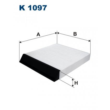 FILTRON FILTR KABINY K 1097