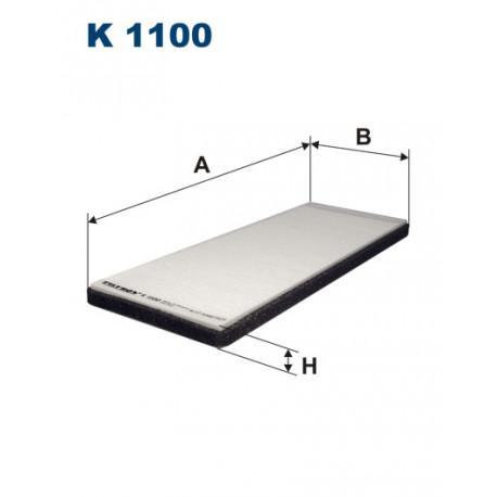 FILTRON FILTR KABINY K1100
