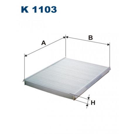 FILTRON FILTR KABINY K 1103