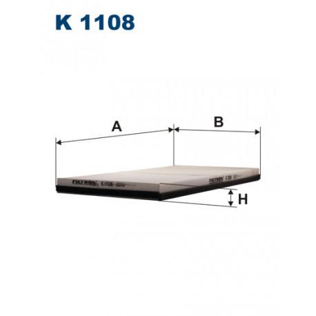 FILTRON FILTR KABINY K 1108
